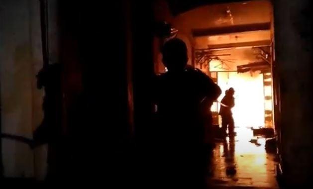 Kebakaran Ruko di Wamena, Satu Orang Tewas