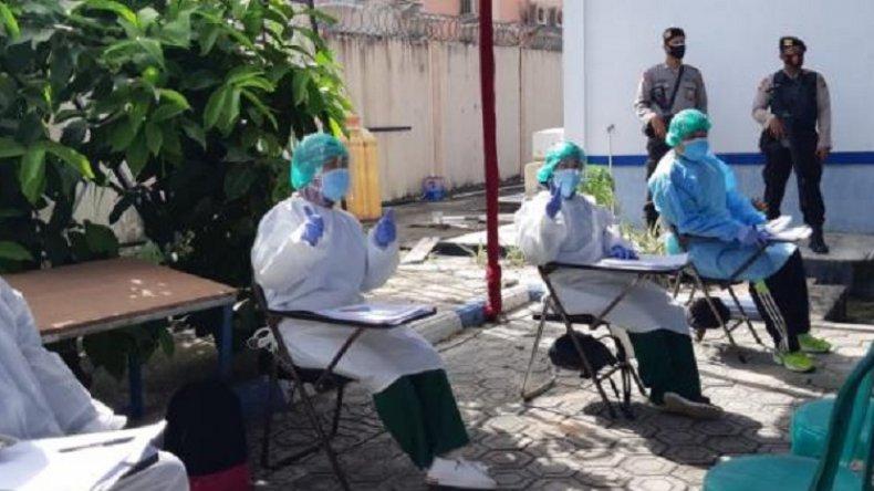 Capaian Vaksinasi Kurang, Seluruh Kabupaten/Kota di Babel Kembali PPKM Level 3