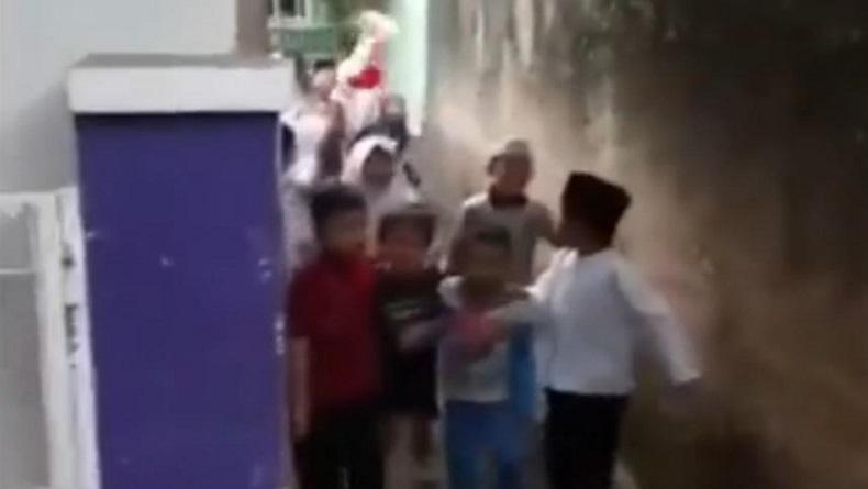 Video Anak-Anak Teriakan Yel yel 'Hayang Sakola' Beredar di Medsos