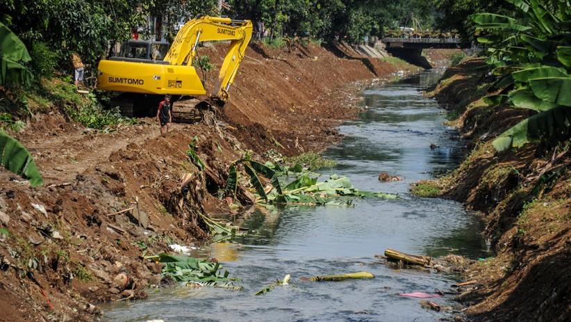 Cegah Banjir, Normalisasi Sungai di DKI Jakarta Dinilai Penting