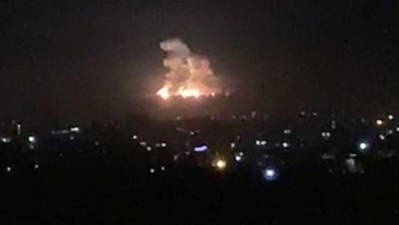 Terbang Rendah di Lebanon, Jet Tempur Israel Tembakan Rudal ke Suriah