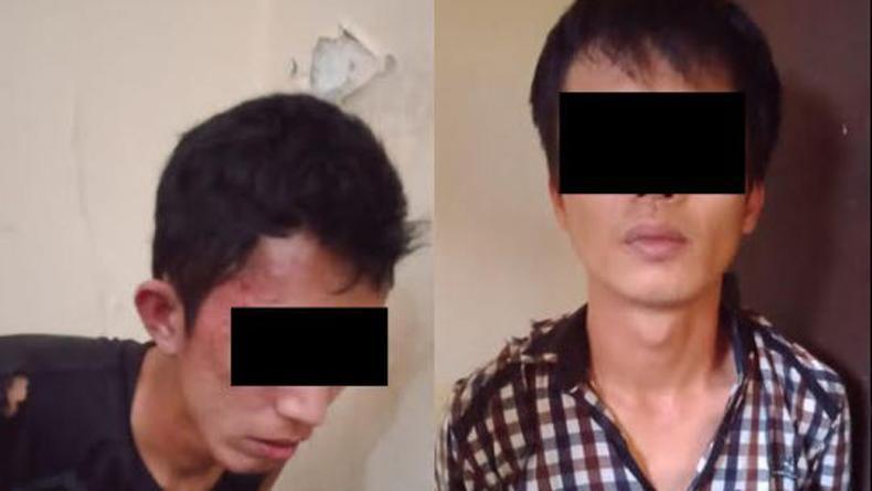 Melawan saat Ditangkap Polisi, Dua Pencuri Uang PT PNM Wori Ditembak