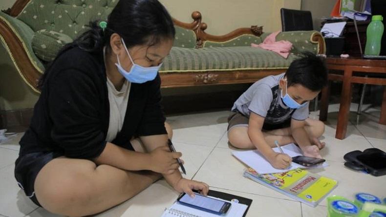 Waspada Covid, Orang Tua di Pangkalpinang Wajib Awasi Anak Usai Pulang Sekolah