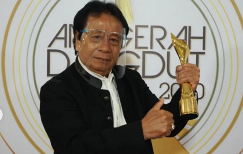Mansyur S Raih Penghargaan Lifetime Achievement ADI 2020: Rasanya Kayak Mimpi