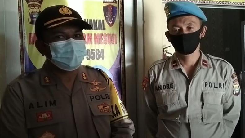 Diduga Pesta Sabu, Kanit Narkoba Polres Mesuji Dicopot dan Terancam Dipecat