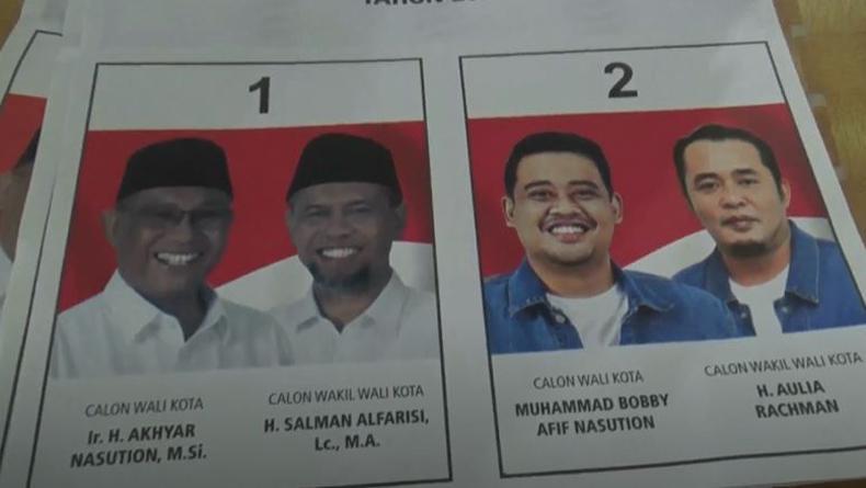 KPU Cetak Ulang 3.388 Surat Suara Pilkada Medan