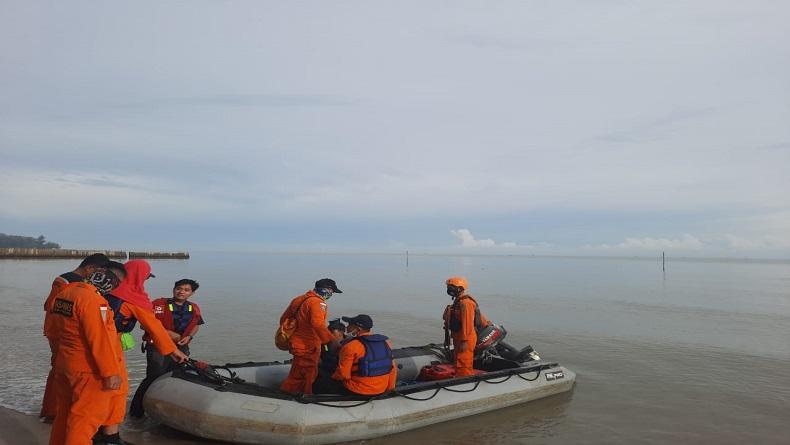 Nelayan yang Hilang di Pantai Cermin Ditemukan Meninggal Dunia