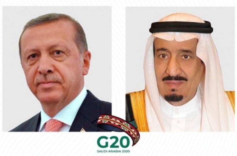Erdogan Berbicara dengan Raja Salman via Telepon, Turki-Saudi Makin Mesra
