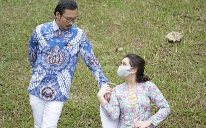 Denny Sumargo dan Olivia Allan Menikah, Augie Fantinus: Cepat Dapat Momongan