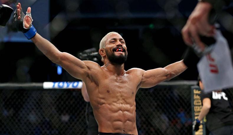 Deiveson Figueiredo, Mantan Tukang Ojek yang Jadi Bintang UFC