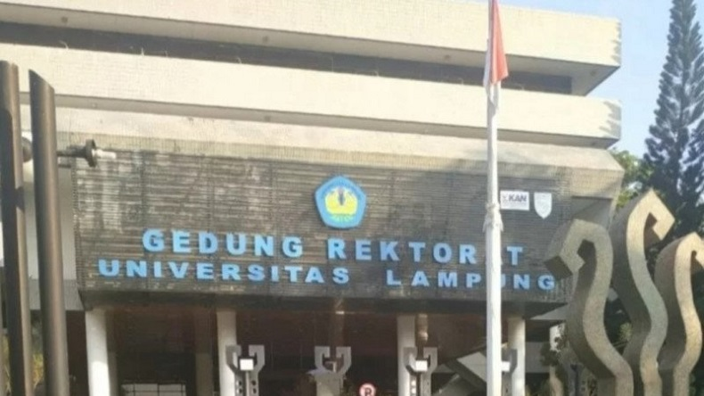 Pulang dari Jakarta, Rektor Unila Dikonfirmasi Positif Covid-19