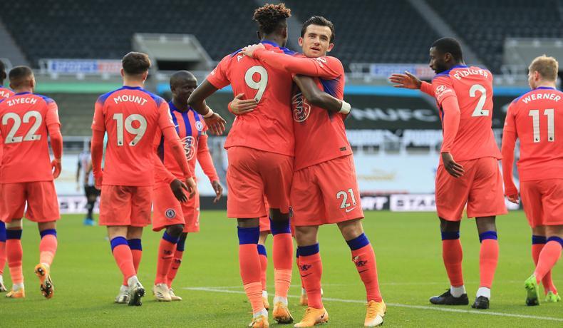 Chelsea ke Puncak Klasemen Usai Kalahkan Newcastle United