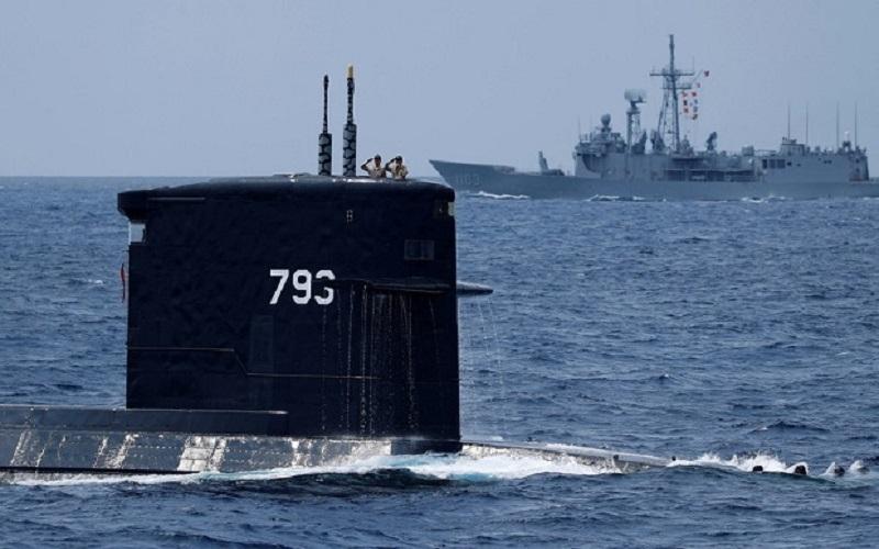 Taiwan Bangun 8 Kapal Selam untuk Hadapi China