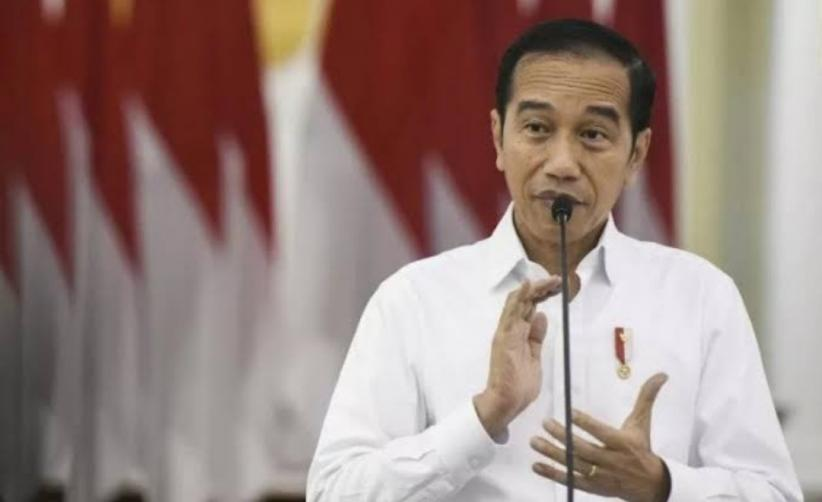 Selain Tingkatkan Ekonomi, Jokowi Sebut UU Ciptaker Lindungi Hutan Tropis