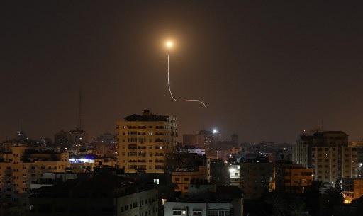 Israel Kembali Jadi Sasaran Serangan Rudal, Diduga Berasal dari Milisi Hamas