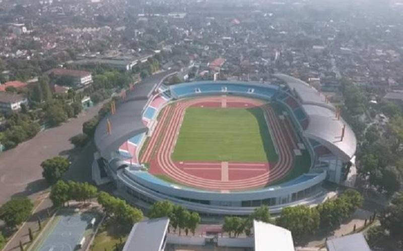 Terbang ke Yogyakarta, KPK Usut Dugaan Korupsi Pembangunan Stadion Mandala Krida