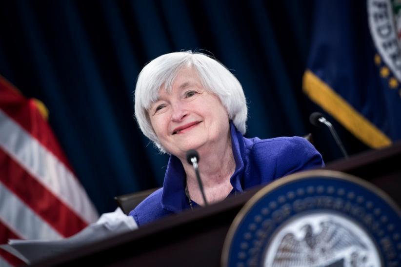 Joe Biden Bakal Tunjuk Mantan Bos Fed Janet Yellen Jadi Menkeu AS, Perempuan Pertama!
