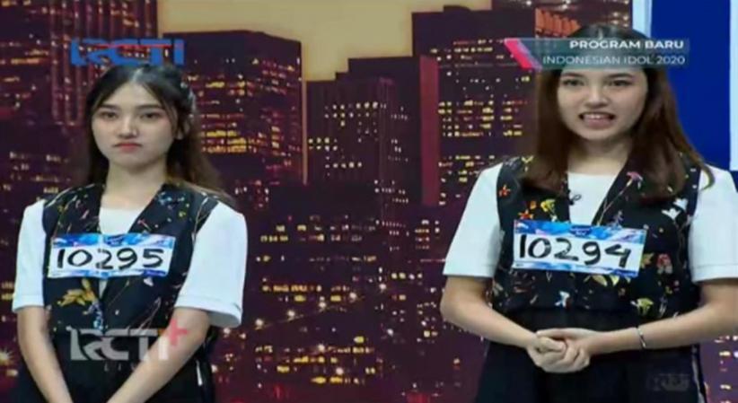 Beda Nasib Kembar Melitha dan Melisha di Audisi Indonesian Idol Special Season, Siapa yang Lolos?