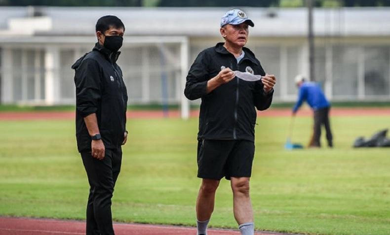 Pesan Ketum PSSI ke Pemain Timnas U-19 : Jangan Makan Pecel Lele dan Gorengan