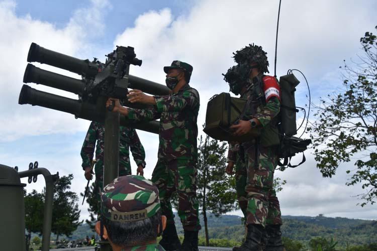 Asisten Latihan Kasad : Tentara Itu Mesin Perang, Harus Dilatih Keras