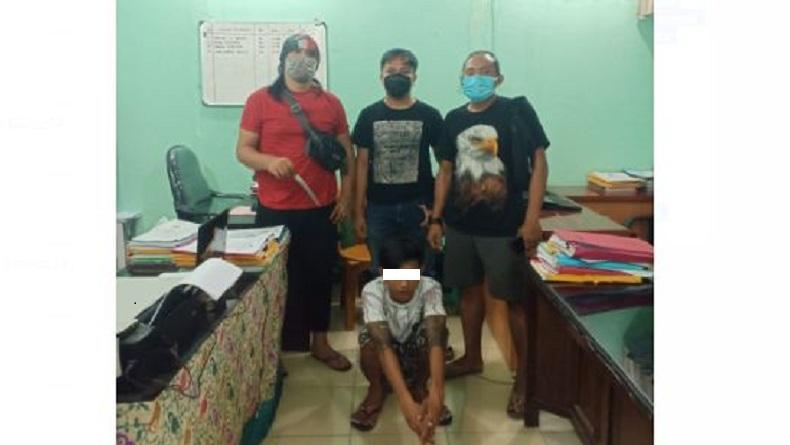 Polisi Tangkap Pelaku Penikaman di Kawasan Megamas Manado