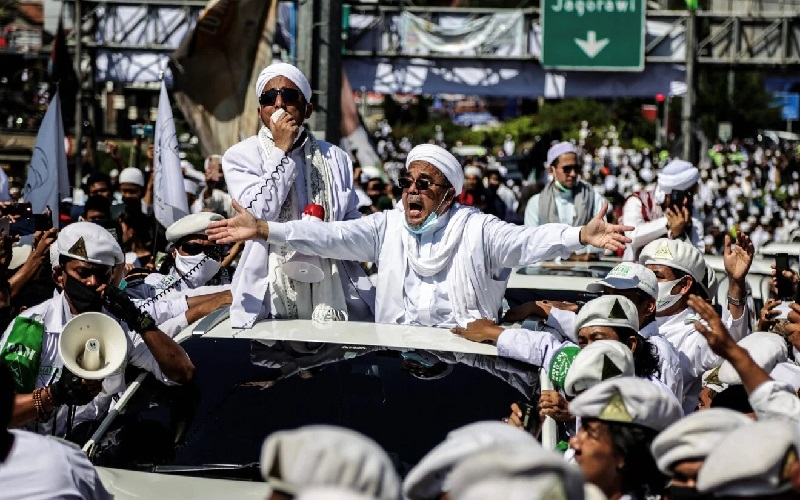 Habib Rizieq Buat Video Klarifikasi Tinggalkan RS UMMI Bogor