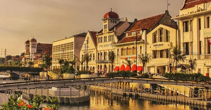 7 Wisata Kota Tua di Indonesia Tereksotis, Nomor 6 Ada di Jakarta