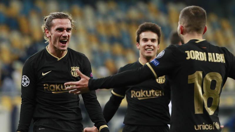 Barcelona Pesta 4-0 atas Dynamo Kiev, Ronald Koeman: Kami Tim yang Lapar