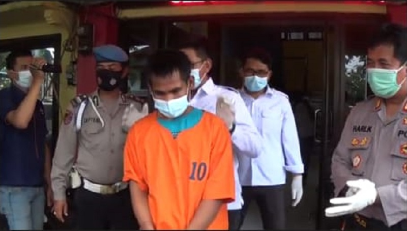 Kecanduan Narkoba, Pelajar SMA di Surabaya Ini Nekat Menjambret
