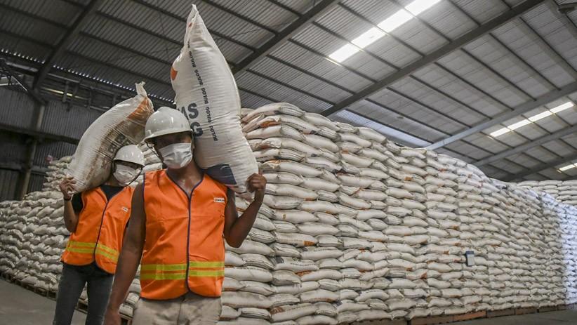 Bulog Sumut Targetkan Beli 27.000 Ton Beras Petani di 2021