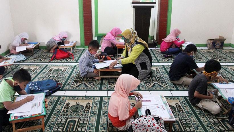Guru Agama di Pasaman Barat Terbatas, 55 TPA Tidak Ada yang Mengajar