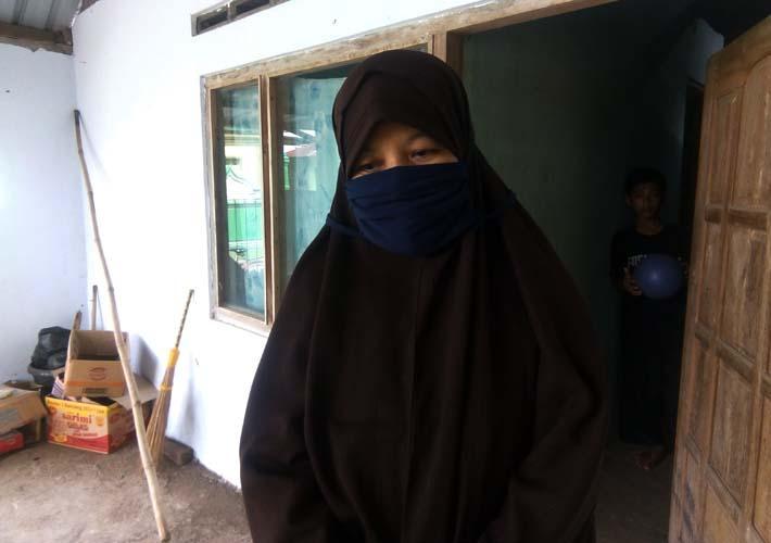 Suara Hati Istri Siswanto, Warga Nguter Sukoharjo yang Ditangkap Densus 88 di Klaten