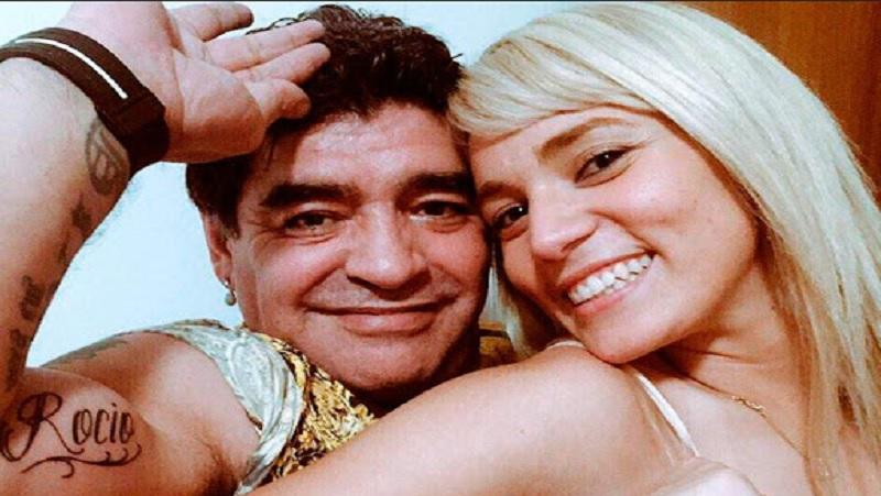 Terkenal Playboy, Diego Maradona Pernah Kencani 5 Wanita Ini