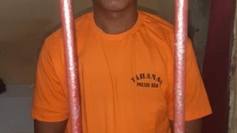 Cabuli Anak Tiri, Seorang Ayah di Talaud Ditangkap Polisi