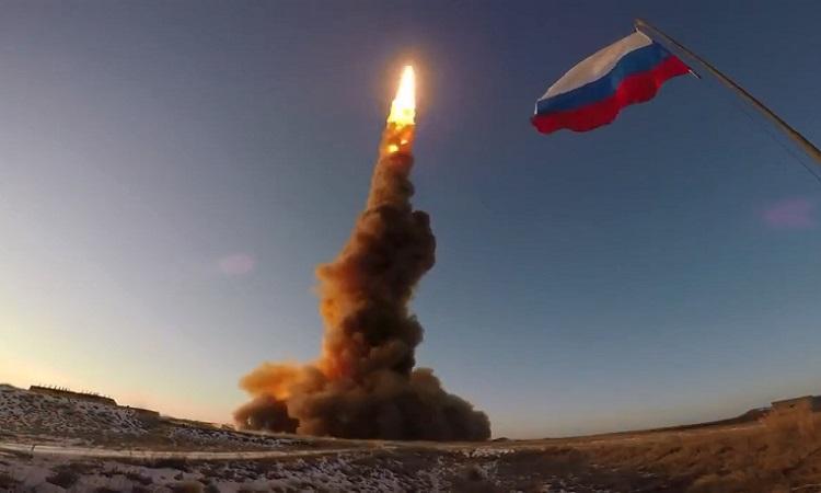 Rusia Uji Coba Sistem Rudal Anti-Balistik, Mampu Tangkal Serangan Luar Angkasa