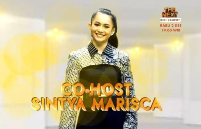 Sintya Marisca Sang Ratu Ambyar Jadi Co-Host The Next Didi Kempot GTV