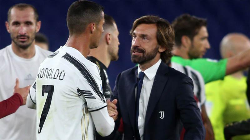 Andrea Pirlo Istirahatkan Cristiano Ronaldo yang Mulai Kelelahan