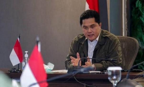 Erick Thohir Sebut Vaksinasi Covid-19 Penduduk Indonesia Butuh Waktu 9 Bulan