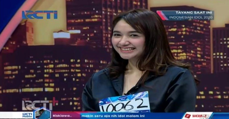 Mirip Ashanty, Peserta Indonesian Idol Ini Bikin Anang Hermansyah Senyum-Senyum: Kangen Istriku