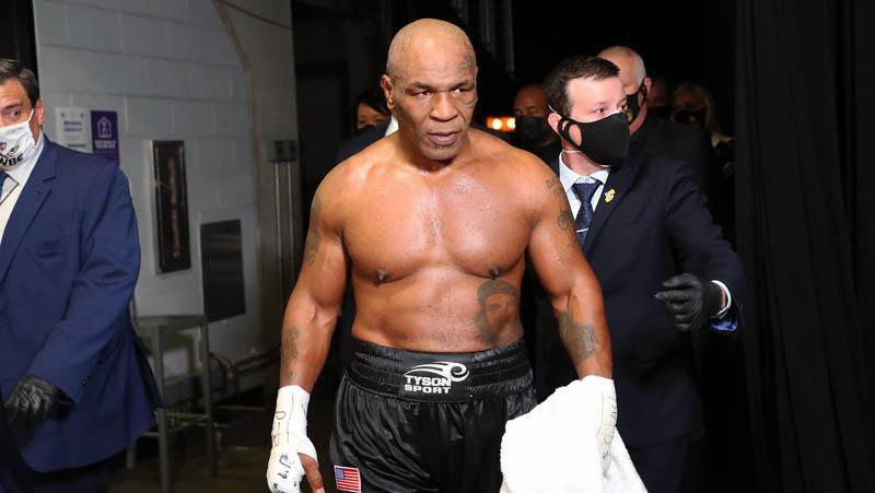 Sukses Comeback, Mike Tyson Ingin Bertarung Lagi di 2021