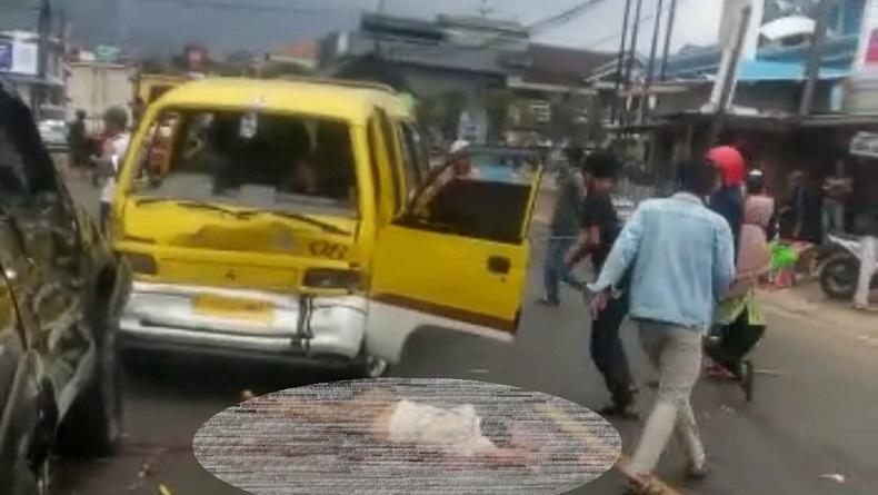 Korban Tewas Kecelakaan di Tanjungsari Sumedang Jadi 2 Orang, Ini Identitasnya