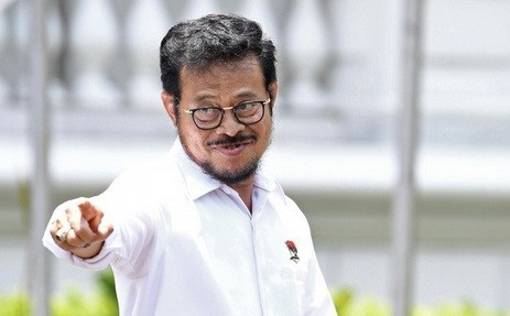 Mentan Syahrul Dukung Ekspor Tanaman Hias Tembus Enam Negara