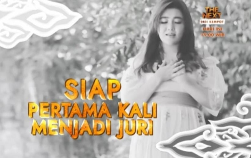 Pertama Kalinya! Via Vallen Jadi Juri di Ajang Talent Search The Next Didi Kempot GTV