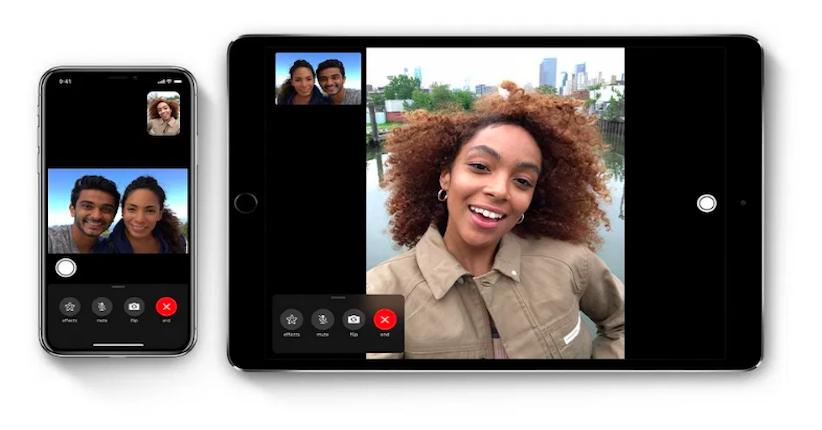 iOS 14.2 Dukung Video Call FaceTime Beresolusi Tinggi