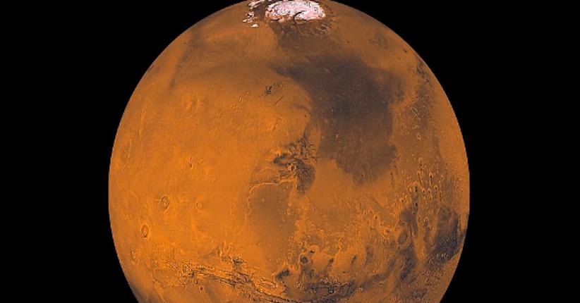 Teknologi Baru Bakal Ubah Air Asin di Mars Jadi Oksigen