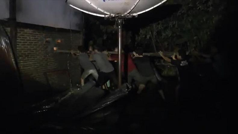 Kebakaran Rumah di Polewali Mandar Sebabkan 3 Anak Tewas, 2 Berpelukan