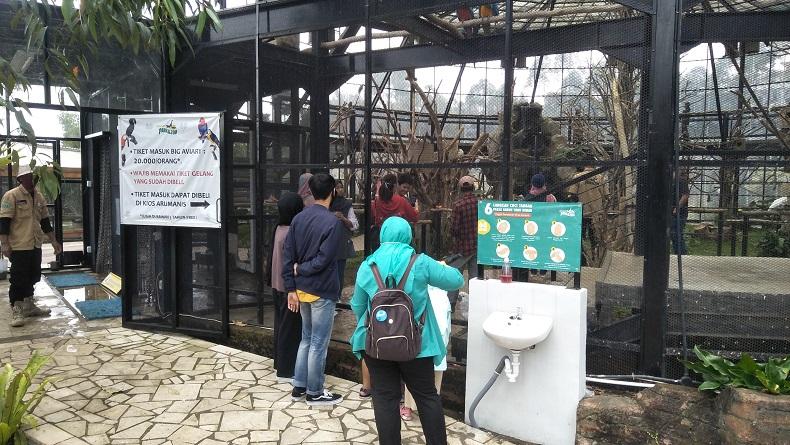 Bupati Aa Umbara Imbau Wisatawan Tak Datang ke KBB pada Libur Akhir Pekan