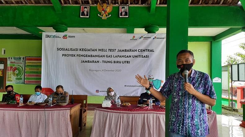Sosialisasikan Tahapan Well Test Jambaran Central, PEPC Komitmen Garap Proyek Strategis Nasional