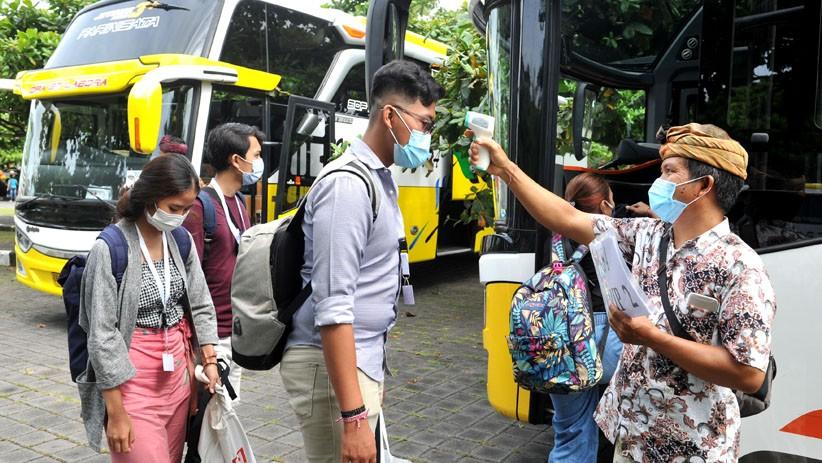 Kabar Baik, 3 Kabupaten di Bali Kini Zona Kuning Covid-19
