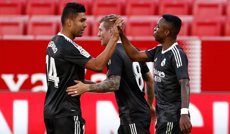 Prediksi Real Madrid Vs Sevilla: Kans Los Blancos Hindari Puasa Gelar